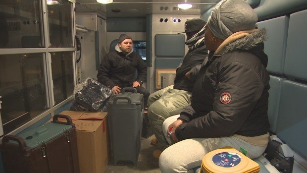 Extreme cold exhausting for Winnipeg's homeless and those who help them