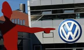 Volkswagen Fined By German Courts
