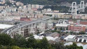 Bridge Collapse in Genoa