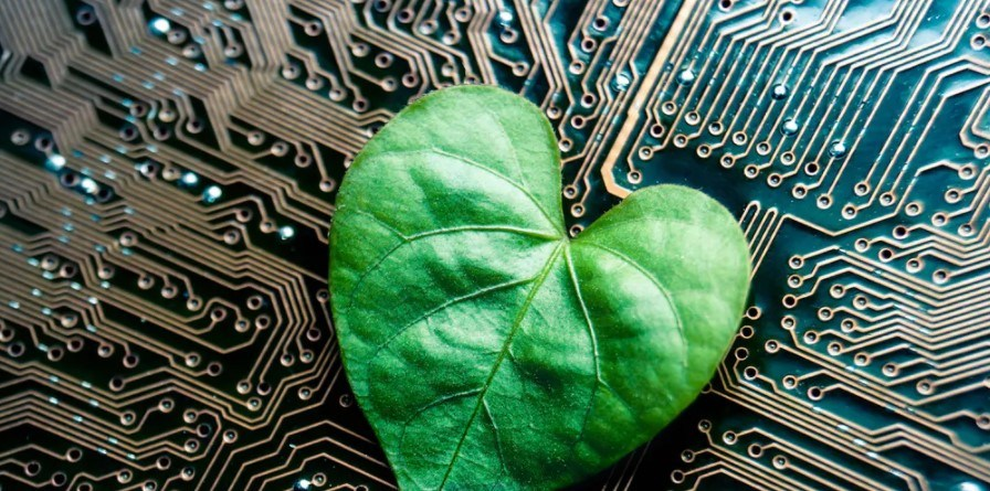 Low-carbon computing is needed to avoid a technological collapse