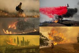 Worst Wildfires in California's History