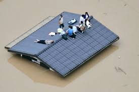 Japan Suffers Disastrous Flooding