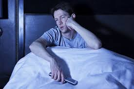 Sleeplessness Linked to Mental Illness