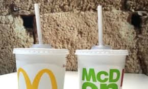 MacDonald's New Paper Straws Cannot be Recycled