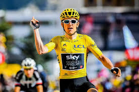 Geraint Thomas Wins BBC Sports Personality of the Year