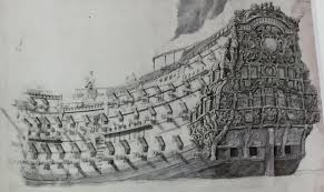 Southend Museum Displays Remains of Exploded Ship