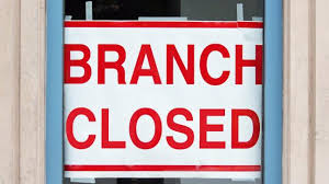 Banks Closing Across the UK