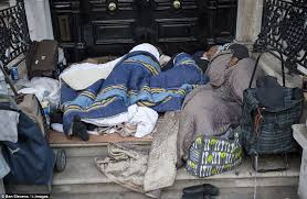 UK Government Pledge to End Homelessness