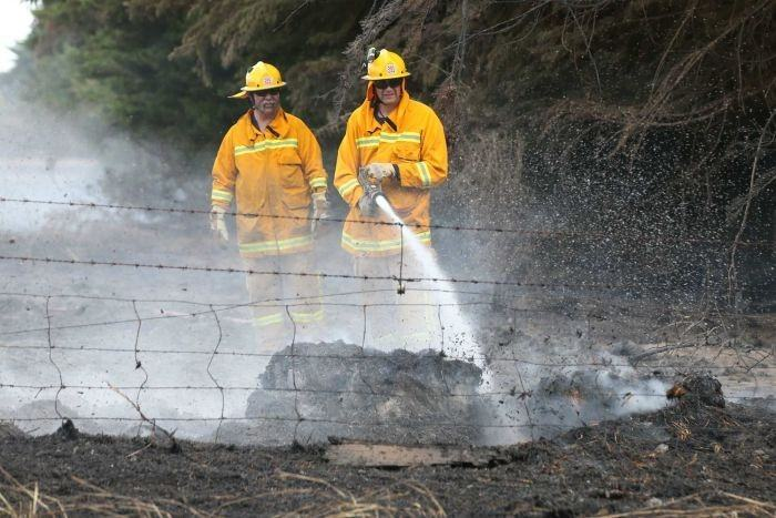 Bushfires: What to do after the flames have gone