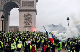 Further Demonstrations Across France