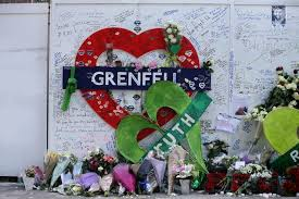 Second Anniversary of Grenfell Fire