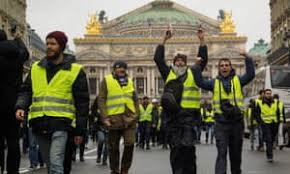 France Protests Get Results