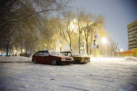 Heaviest Snowfall Ever Recorded in Moscow