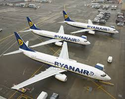 Ryanair Struck by Disputes
