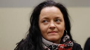 Beate Zschäpe Sentenced to Life Imprisonment